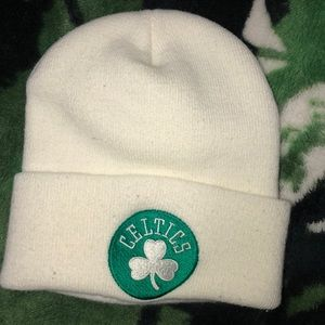 Celtics winter hat
